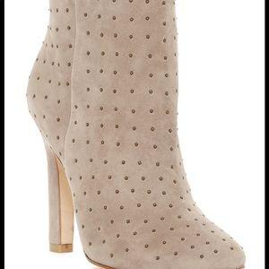 Joie hachiro studded bootie heels